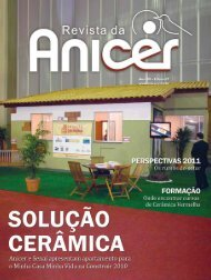 Faça o download do pdf da Revista 67 aqui - Anicer