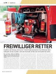 FREIWILLIGER RETTER - Allradmesse