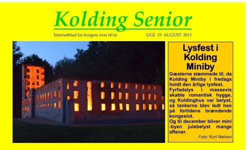 uge 33.pub - Kolding Senior