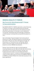 2014_MEDICA_HEALTH_IT_FORUM_program - Page 2
