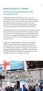 2014_MEDICA_HEALTH_IT_FORUM_program - Page 3