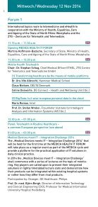 2014_MEDICA_HEALTH_IT_FORUM_program - Page 6