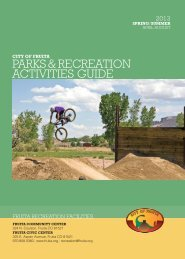 Spring2013 Activity Guide.pdf - City of Fruita