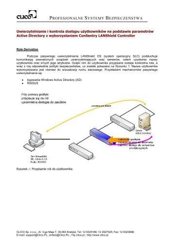 PROFESJONALNE SYSTEMY BEZPIECZEŃSTWA - Clico