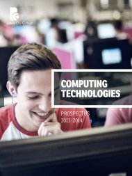 computing technologies - Leeds City College