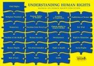 UNDERSTANDING HUMAN RIGHTS - ETC Graz