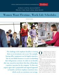 Women Want Flextime, Work-Life Schedules - Forbes Special Sections