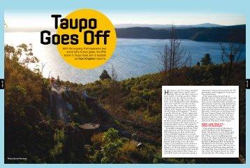 Taupo - Wild Horizons