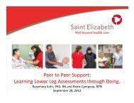 Peer to Peer Support - Registered Practical Nurses Association of ...