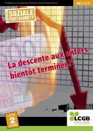 Découvrez notre site internet sur: www.lcgb.lu