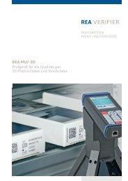 REA MLV-2D Prüfgerät für die Qualität von 2D Matrix ... - ServoPack