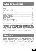 Last ned bruksanvisning - Mekk - Page 2