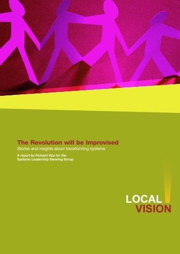 Revolution will be improvised publication v3