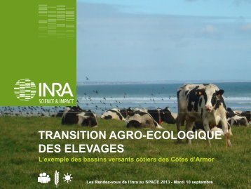 Agro-écologie - Inra