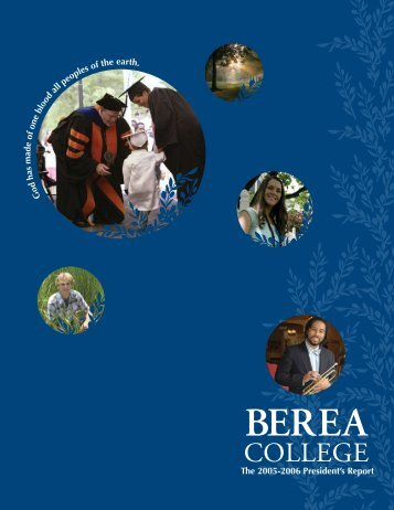 What Makes for Peace? - Berea College