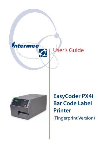 Intermec EasyCoder F2 Fingerprint New