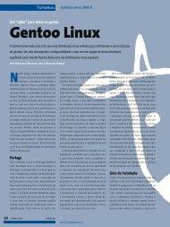 Instalando o Gentoo Linux - Linux New Media