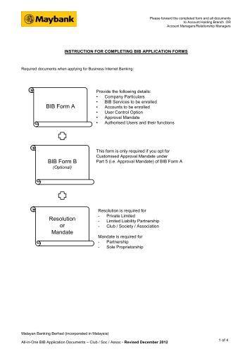 Mortgage Loan Maybank
