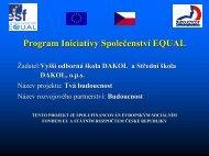 Prezentace aplikace PowerPoint - Okresní hospodářská komora ...