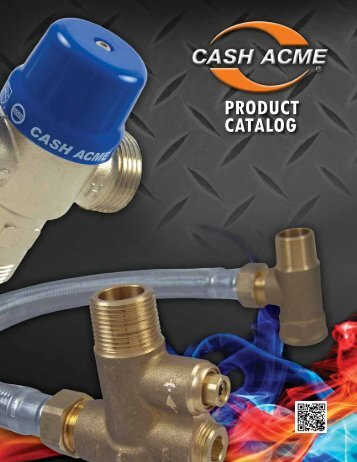 PRODUCT CATALOG - Cash Acme