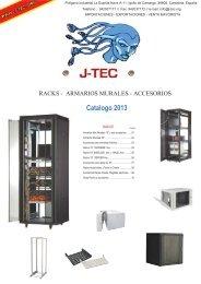 Catalogo 2013 - J-TEC