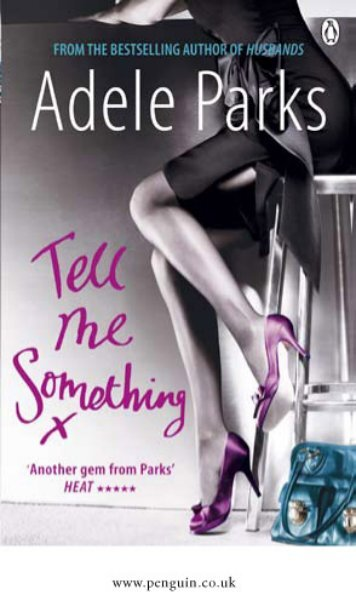 Read the first pages of Tell Me Something by ... - Penguin Books