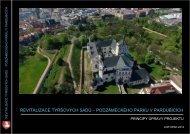 Úprava projektu 2012 (PDF, 2 MB) - Revitalizace Tyršových sadů