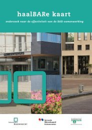 Rapport Rekenkamers - HaalBARe kaart.pdf - Rekenkamer Rotterdam