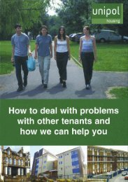 How to deal with problems with other tenants and how we can help ...
