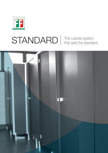 Standard System Brochure (pdf 1.5Mb) - Freeform Laminates