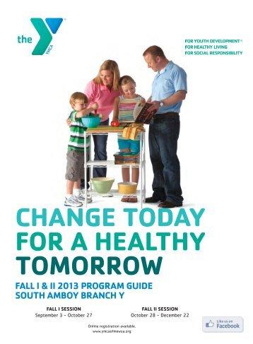fall 2013 Program Guide - YMCA of Metuchen, Edison, Woodbridge ...