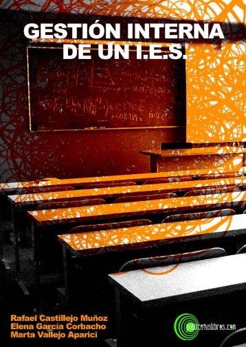 Gestión Interna de un IES - Publicatuslibros.com