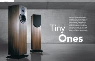 Download the full review here. - Kudos Audio