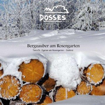 Bergzauber am Rosengarten