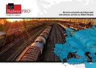 Revista afacerilor feroviare din spaţiul extins al Mării ... - Railway Pro