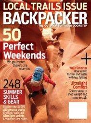 Backpacker - August 2011 - Wenger