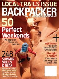Backpacker - August 2011 - Wenger