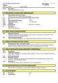 käyttöturvallisuustiedote syrax™ 1. aineen tai valmisteen ja yhtiön ... - Page 3