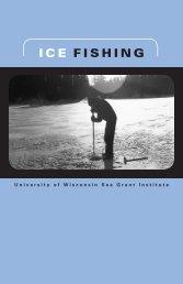 ICE FISHING - Aquatic Sciences Center - University of Wisconsin ...