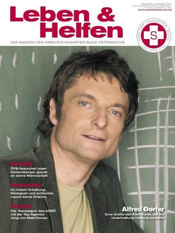 01 Cover 0307 k - Arbeiter-Samariter-Bund Österreich