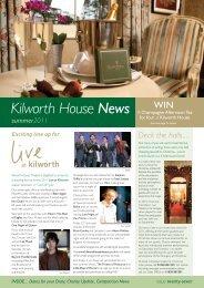summer2011 Kilworth House News - Kilworth House Hotel