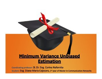 Minimum Variance Unbiased Estimation