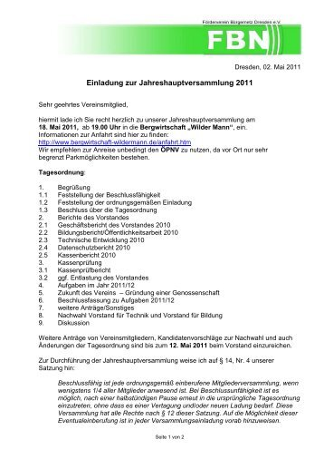 Protokoll der Vorstandssitzung vom 09