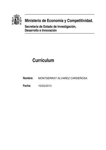 Currículum - Institut d'Economia de Barcelona - Universitat de ...