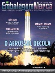 O AEROSSOL DECOLA - EmbalagemMarca