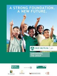 Booklet - Nedbank Group Limited