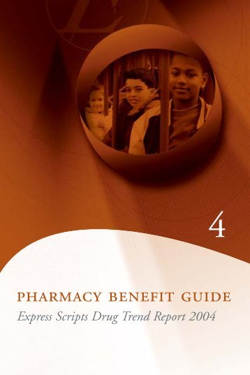 pharmacy benefit guide - Express Scripts