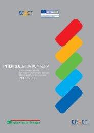 Interreg Emilia-Romagna 2000-2006 - Fondi Europei 2007-2013