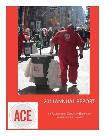 2011 Annual Report - ACE a