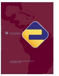 FirstCaribbean International Bank (Bahamas) Limited